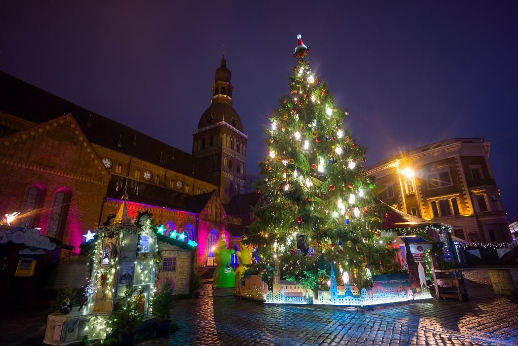 Новогодние туры в Латвию и Ригу 2018-2019