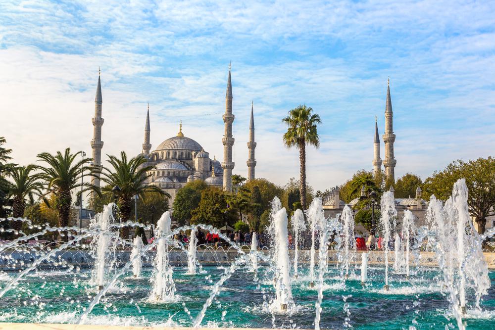 Интурист - официальный сайт туроператора по выездному и внутреннему туризму, on-line бронирование туров