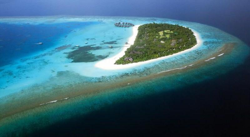 Мальдивы для молодоженов!