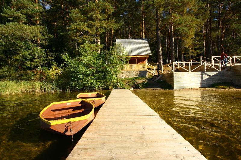 отели на озерах беларуси