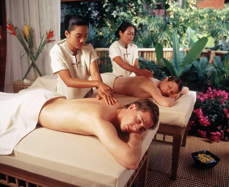 Тайланд сэкс массаж для женщин 2 фотография