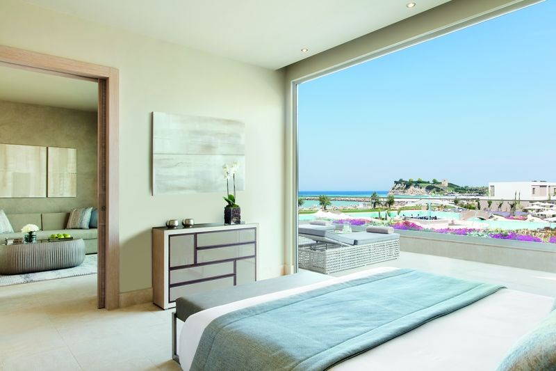 DLX One Bedroom Suite Grand Balcony Sea View